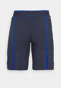 adidas Performance - ERGO SHORT - Urheilushortsit - blue/white - 1
