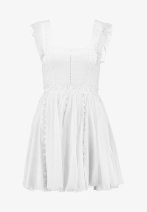 VERONA DRESS - Freizeitkleid - ivory