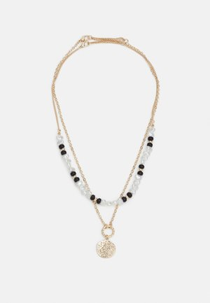 2 PACK - Ketting - gold-coloured