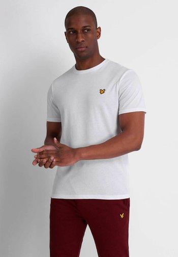 MARTIN  - T-shirt - bas - white