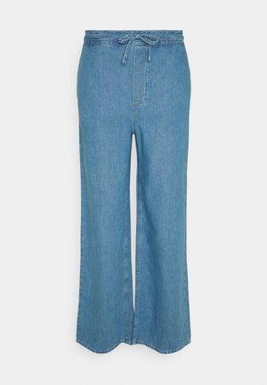 KATHLEEN - Jeans straight leg - blue