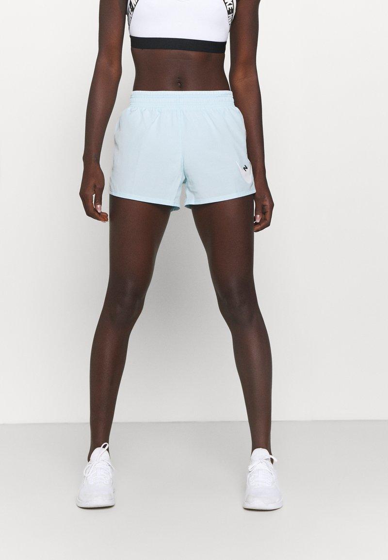 Nike Performance - RUN SHORT - Sports shorts - glacier blue