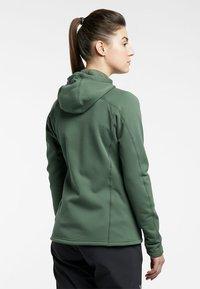 Haglöfs - BUNGY HOOD - Fleece jacket - fjell green - 1