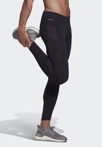 adidas Performance - SATURDAY LONG TIGHTS - Legging - black - 3
