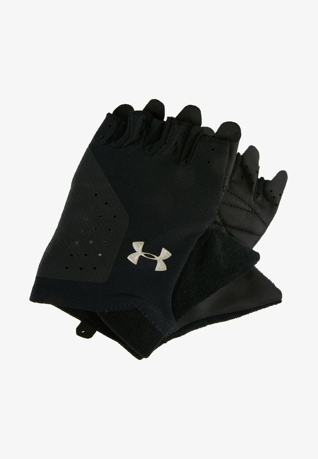 TRAINING GLOVE - Handschoenen - black/silver