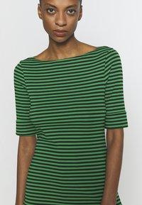 Lauren Ralph Lauren - Print T-shirt - black hedge - 5