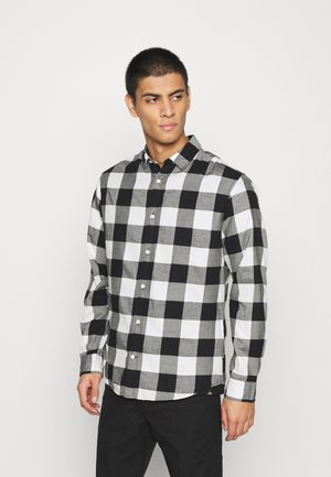 JJEGINGHAM  - Shirt - whisper white
