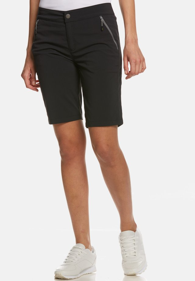 MINA - Shorts outdoor - black