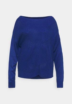 VILOU - Jumper - mazarine blue