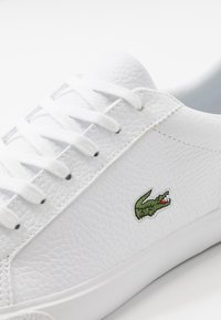 Lacoste - LEROND - Trainers - white/black - 5
