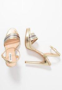 Even&Odd - High heeled sandals - gold - 3