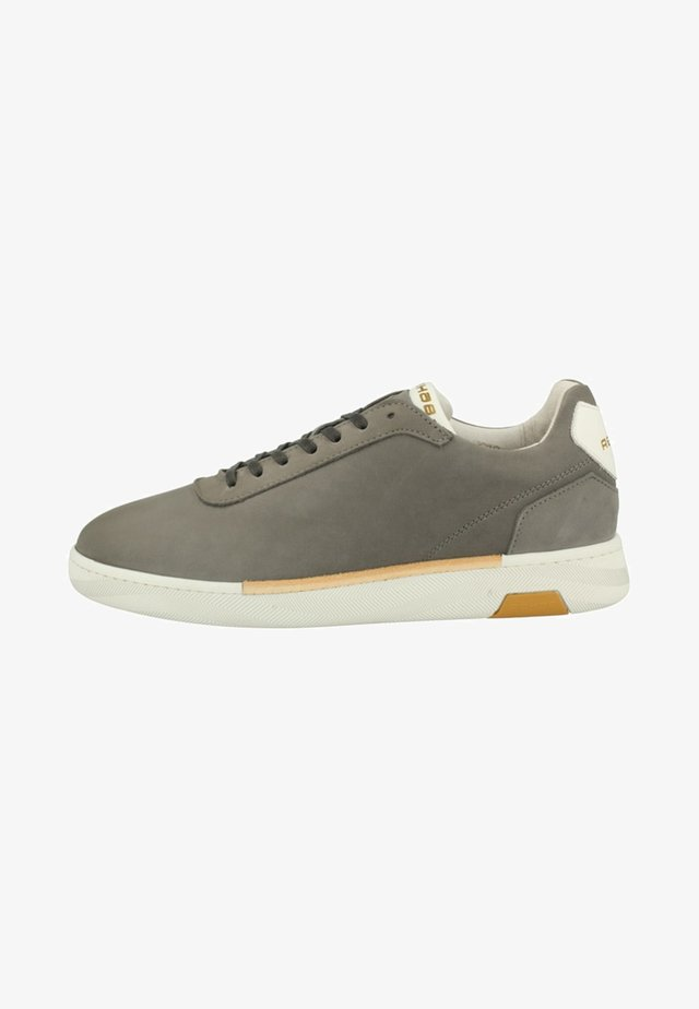 ZACK NUB - Sneakers laag - dark grey
