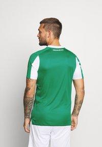 Umbro - WERDER BREMEN HOME - Klubové oblečení - golf green/brilliant white - 2