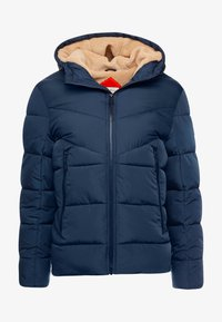 TOM TAILOR DENIM - HEAVY PUFFER JACKET - Winterjacke - sky captain blue - 6