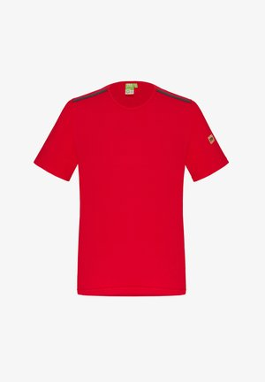 Sports shirt - sporting red