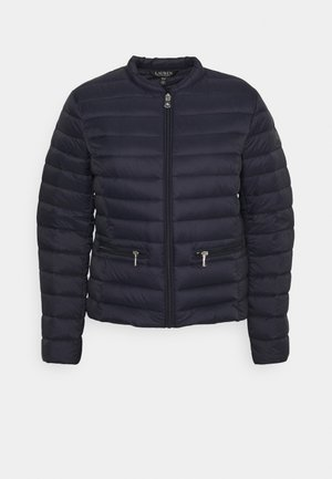 INSULATED - Down jacket - navy