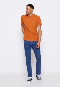 Lee - LUKE - Jeans slim fit - mid stone wash - 3