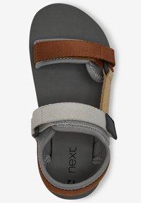 Next - TREKKER - Walking sandals - grey - 1
