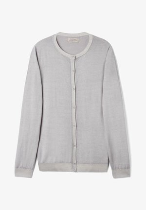 ULTRALIGHT - Cardigan - grau - diamante