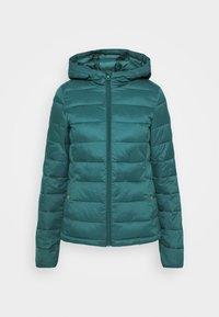 ONLY Tall - ONLSANDIE HOOD JACKET - Light jacket - ponderosa pine - 4