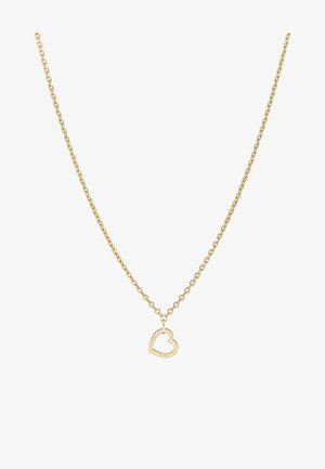 HEARTED CHAIN - Ketting - gold-coloured