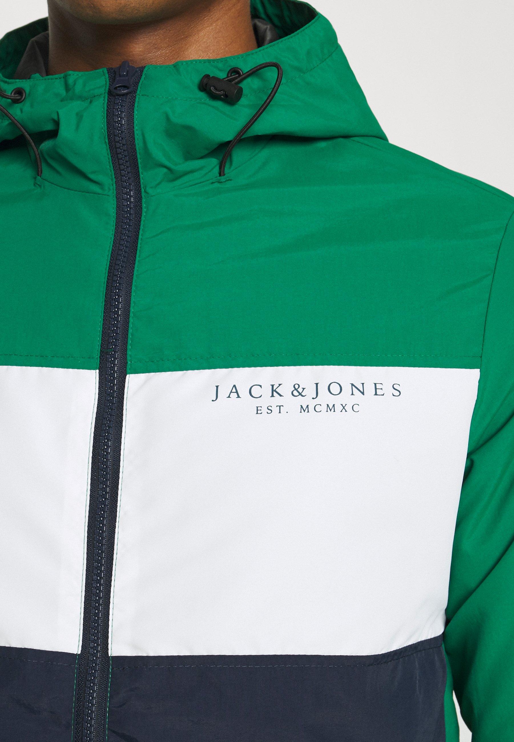 Men JJWELLS LIGHT JACKET - Summer jacket