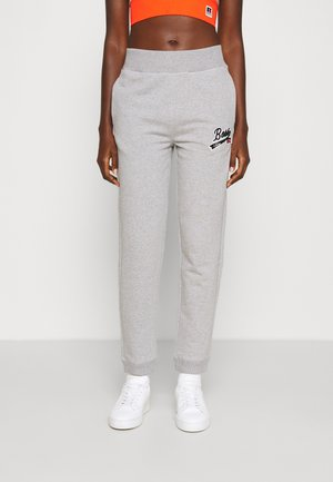 Boss x Russell Athletic EJOY - Tracksuit bottoms - grey