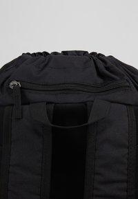 Nike Sportswear - HERITAGE UNISEX - Batoh - black/white - 6