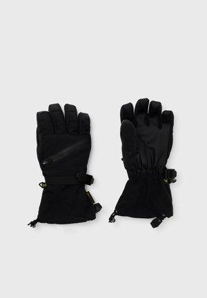 VENT GLOVES UNISEX - Handschoenen - true black