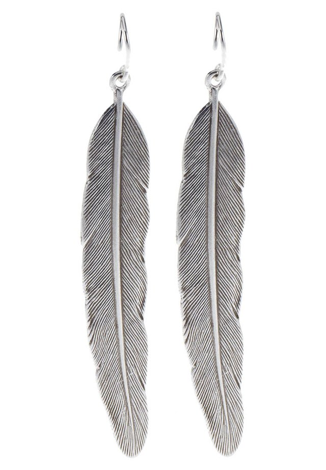 LIBERTY - Earrings - silberfarben