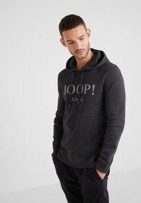 JOOP! Jeans - ALFREDO - Sweat à capuche - anthracit - 0