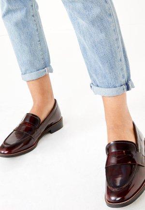 Nazouvací boty - berry