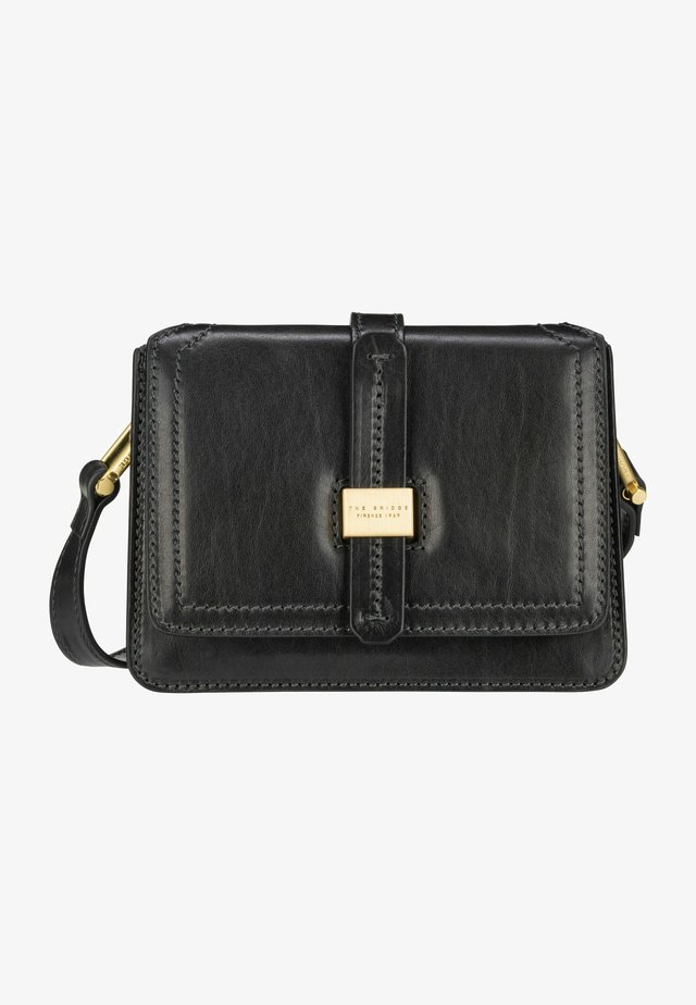 BEATRICE 4610 - Handbag - nero/oro