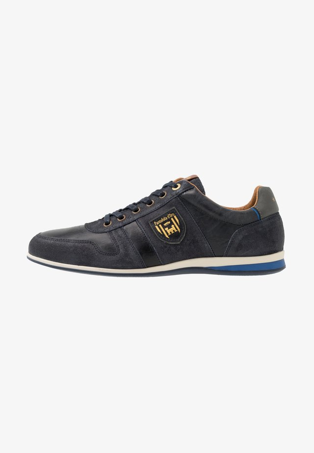 ASIAGO UOMO - Sneakers laag - dress blues