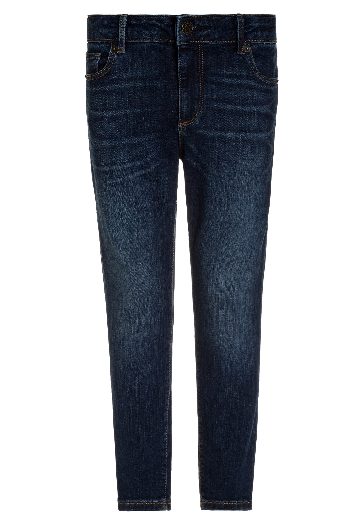 Kids GIRLS BOTTOMS  - Jeans Skinny Fit - dark indigo