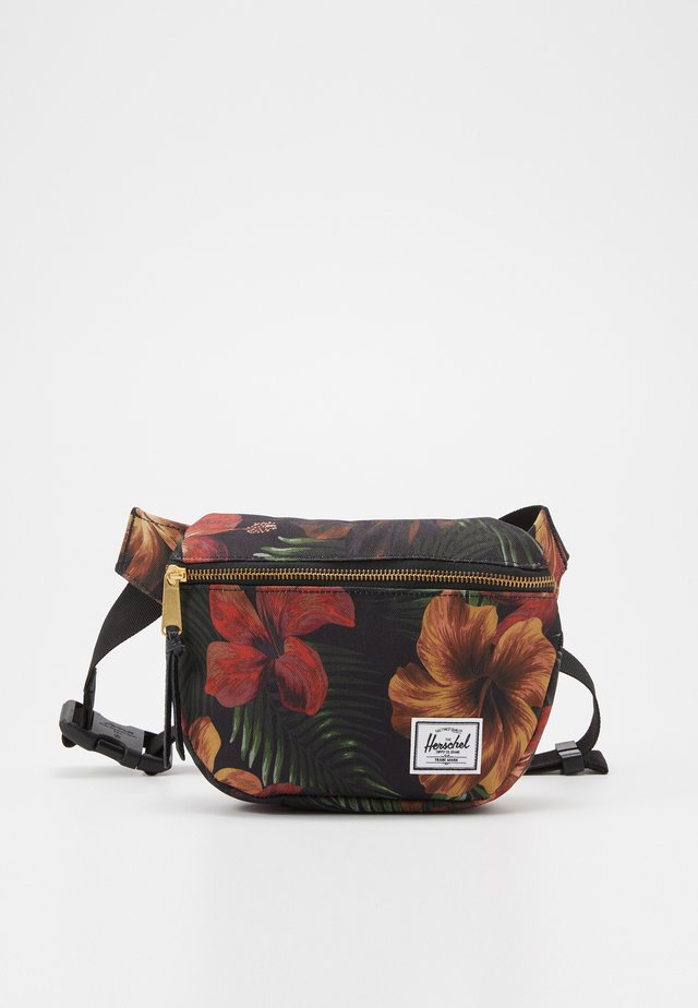 FIFTEEN - Saszetka nerka - tropical hibiscus