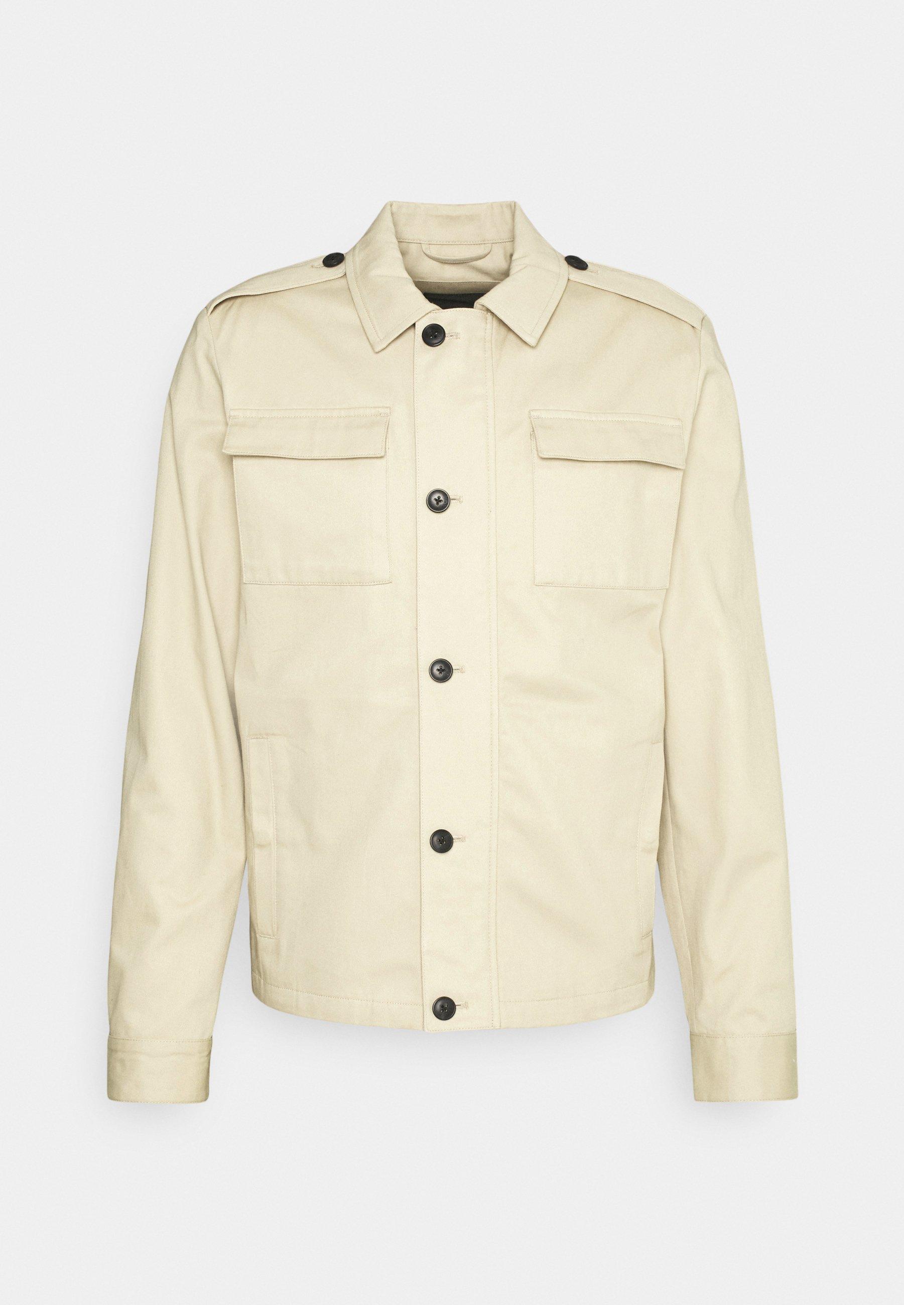 Men JPRJORDAN UTILITY JACKET - Summer jacket
