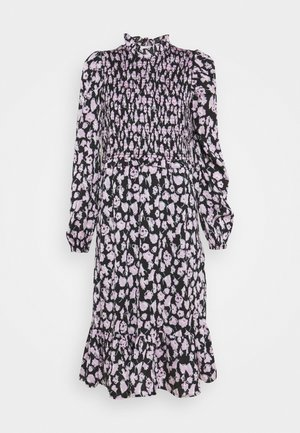 VMCHARLOTTE SMOCK DRESS - Kjole - black