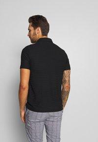 Lacoste Sport - GOLF STRIPE - Sports shirt - black - 2