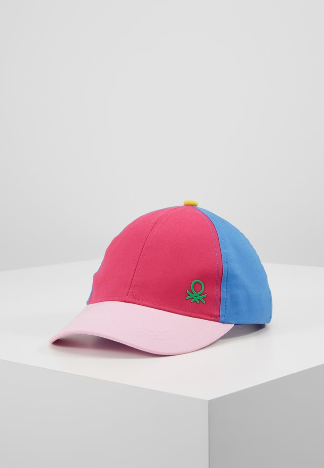 WITH VISOR - Keps - light pink