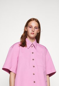 Rika - LUCCA - Button-down blouse - washed pink - 3