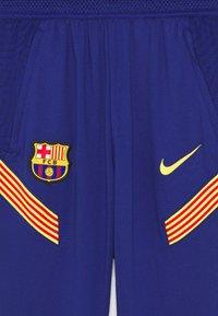 Nike Performance - FC BARCELONA  PANT - Club wear - deep royal blue/amarillo - 2