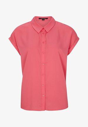 KURZARM - Button-down blouse - pink