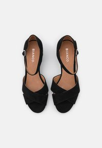 Bianco - BIACATE  - Sandals - black - 5