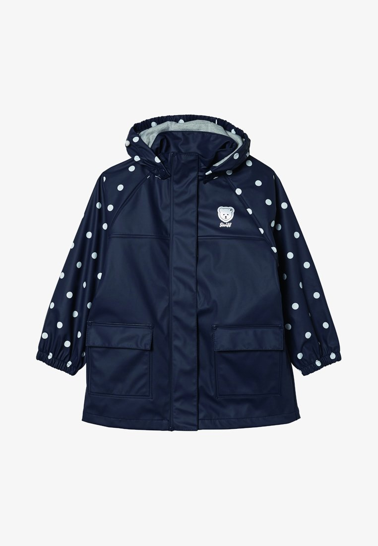 Steiff Collection - Waterproof jacket - dark blue
