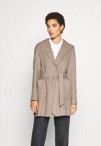 comma - Classic coat - camel mela - 0