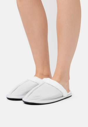 SLIPPER MULE - Chaussons - grey