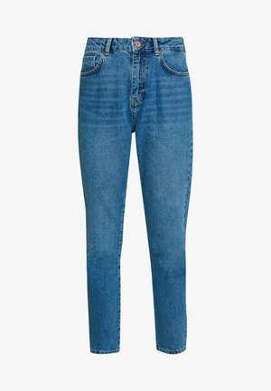 NMISABEL  MOM  - Relaxed fit jeans - medium blue denim