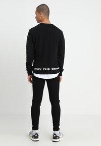 Diesel - WILLY - Sweatshirt - schwarz - 2