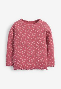 Next - 5 PACK  - Long sleeved top - pink - 3